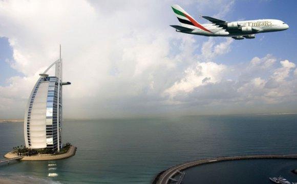 Получение багажа в Дубае (3