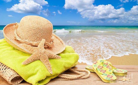 вещи для пляжа