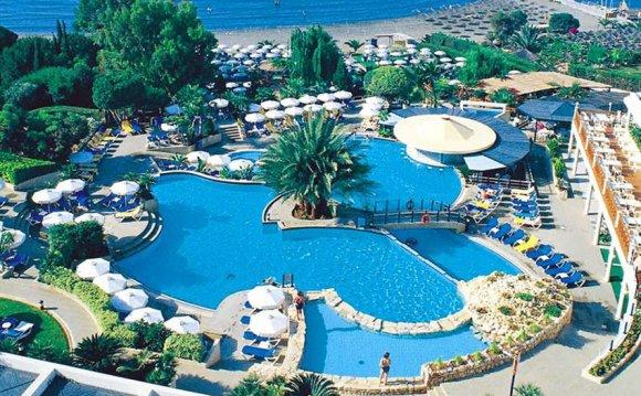 Чудесный отдых на Кипре