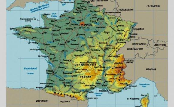 Фото страны Франция