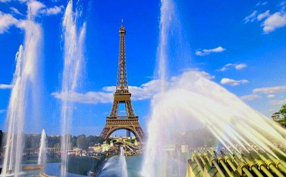 Красивейший город Париж