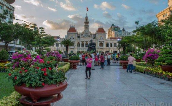 Куда поехать во Вьетнам: