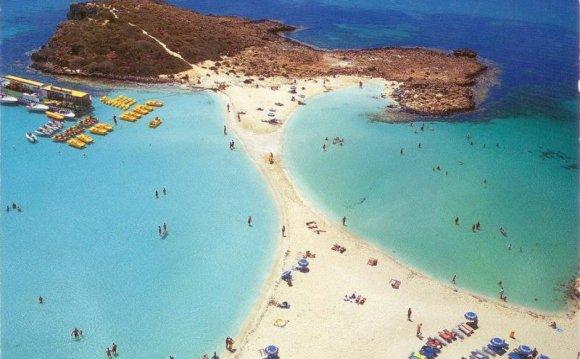 кипр фото пляжей