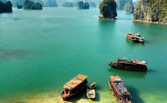 Путешествие во Вьетнам и
