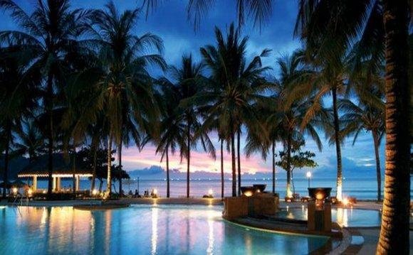 Отдых в Таиланде в июне вечер
