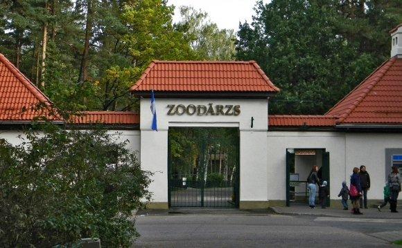 Чудесный рижский зоопарк