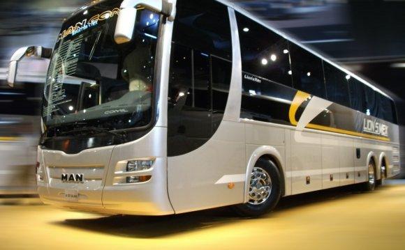Собираемся в автобусный тур