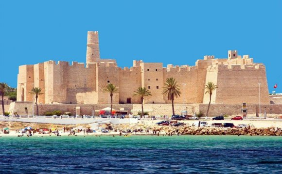 Тунис - пляжи