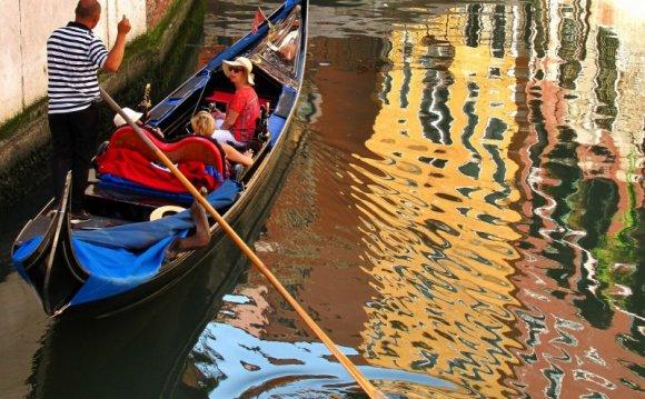 Для экскурсий по Венеции чаще