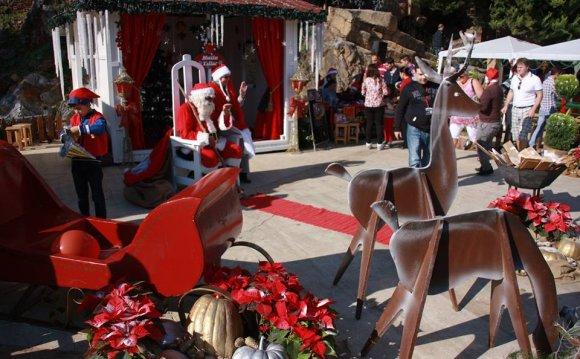Седьмой рождественский базар в
