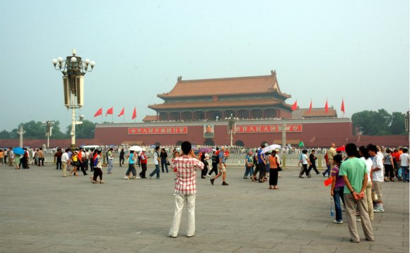 традиции и правила в Китае